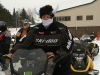 Snowmobiling in Iron River MI