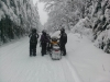Iron County Snowmobile trails - Chicaugon Lake Inn