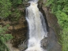Visit waterfalls around Iron County Michigan, stay at Chicaugon Lake Inn