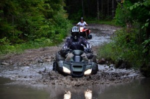 Crystal Falls Hotels - Four Wheeling