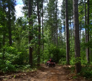 Four Wheeling - Iron River MI Hotels