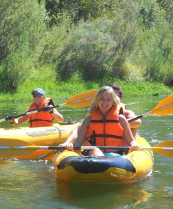 River Rafting - Iron River Hotels MI